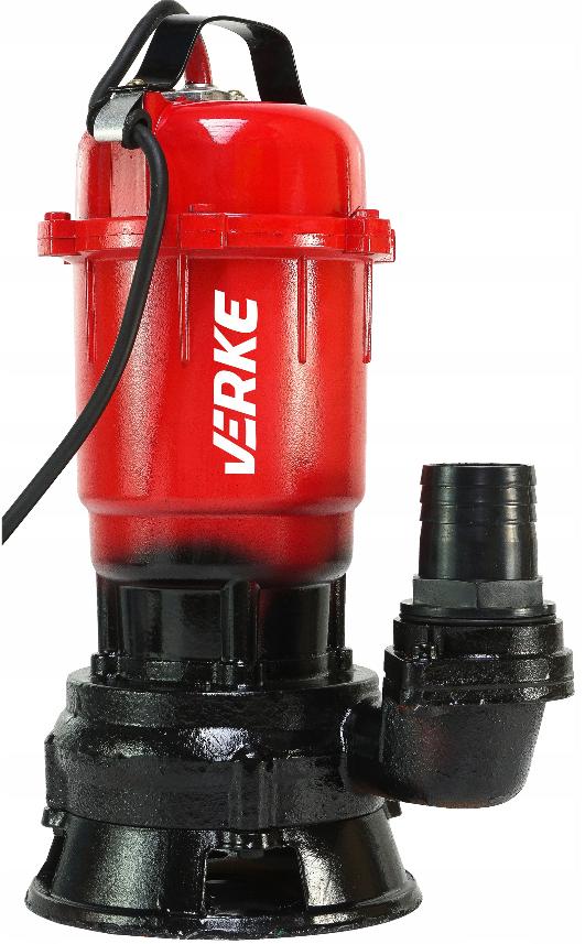 Verke szennyvíz szivattyú wqd-750 v60030
