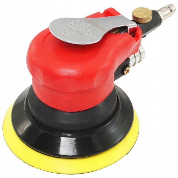 Verke  pneumatikus excenteres levegős csiszológép 125mm- 2,5mm  v81402