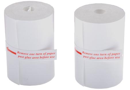 Nyomtató papír tekercs a 2196-os cikkhez, 2db BGS-2196-ROLLE
