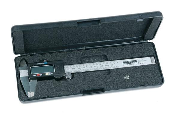 Mannesmann Digitális tolómérő 160 mm-es MAN-823-160