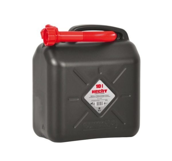 Hecht Üzemanyag kanna üzemanyagkanna benzines kanna műanyag 10l K00100