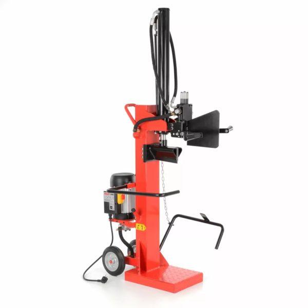 Hecht Elektromos rönkhasító függőleges rönk hasító fahasító 10t 3000W HECHT6110